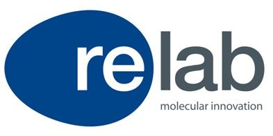 Logo Relab - strapline