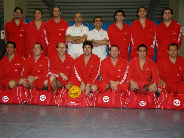 Foto Squadra 2004