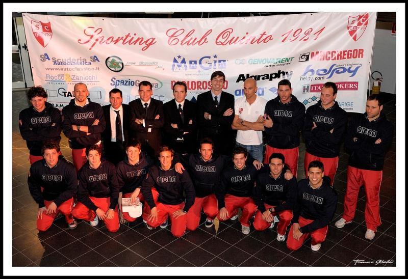 Foto Squadra 2010